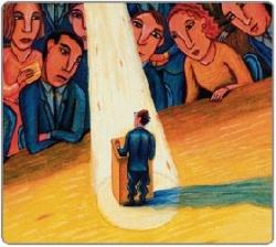 Tähelepanu keskpunktis olemine - avaliku esinemise koolitus