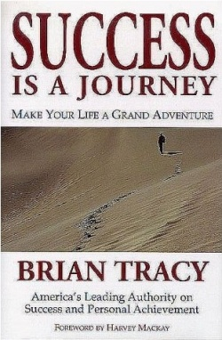 Brian Tracu Success is a journey