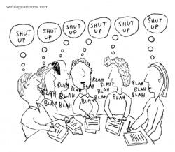 Suhtlemistõkked ehk miks kuulajad sind ei kuula