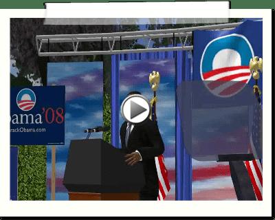 Barack Obama ja tehnikaprobleemid