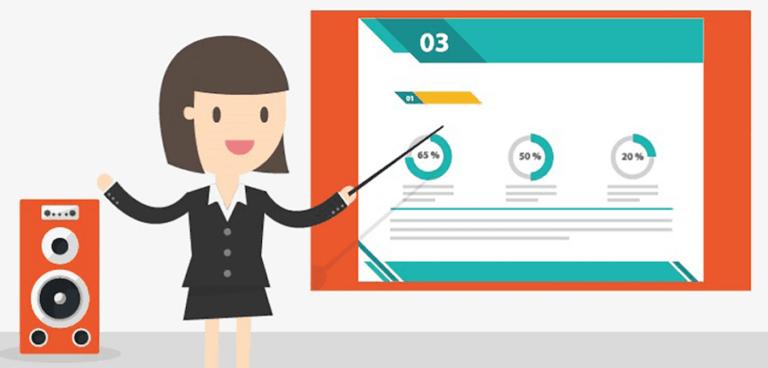 PowerPoint presenters view – kuidas seda kasutada?